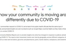 """Google'ın COVID-19 Raporu """"Evde Kal"""" Uyarılarına Ne Kadar Uyulduğunu Gösteren Raporları Yayınladı"""